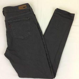 Levi's Grey Legging Jean - 31